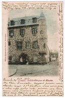 Condé, Bibliotheque Et Musée (pk59379) - Conde Sur Escaut
