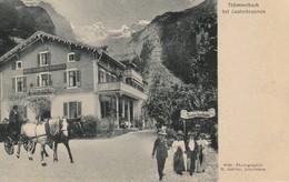 Hotel Pension Trummelbach Bei Lauterbrunnen Switzerland - BE Berne