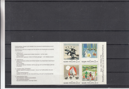 Suomi Finland / Booklet - Timbres