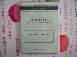 Livret 18 Diapositives La Guerre D'Algérie - Dias