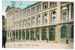 Lille, Hotel De Ville (pk59382) - Lille