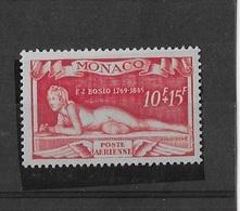 Monaco N° 30** P.A - Airmail