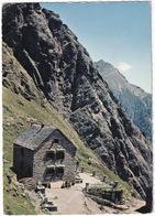 Rifugio Basodino ( CAS Locarno), M 1856 - Alta Valle Bavona  - (TI) - TI Ticino