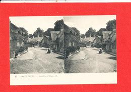 SHANKLIN Cpa Stéréoscopique Animée Le Village    15 LL - Angleterre