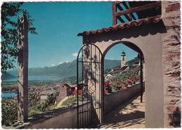 Brione - Locarno (Lago Maggiore)  - (TI) - TI Ticino