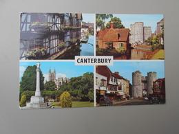 ANGLETERRE KENT CANTERBURY - Canterbury