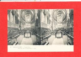 CANTERBURY Cpa Stéréoscopique Intérieur De La Cathédrale    8 LL - Canterbury