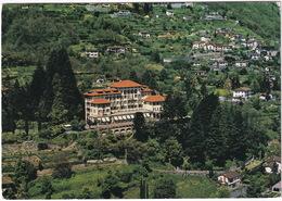 Brissago (Lago Maggiore) - Hotel 'Brenscino'  - (TI) - TI Ticino