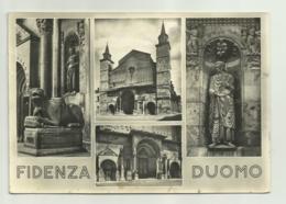 FIDENZA - DUOMO    VIAGGIATA  FG - Parma