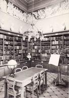 Slovakia, Topolčianky 1967, Castle, Knižnica, Bibliothek, Library, Okres - Bezirk Zlaté Moravce, Used - Gebraucht 1967 - Slovakia
