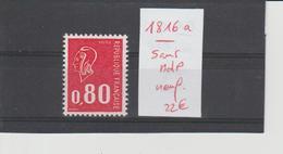 Marianne De Béquet - 1974 - 1816a Neuf - Sans Bande De Phosphore - Gomme Brillante - 1971-76 Marianne Of Béquet