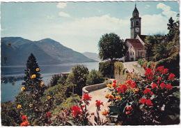 Ronco S/Ascona (Lago Maggiore)  - (TI) - TI Ticino