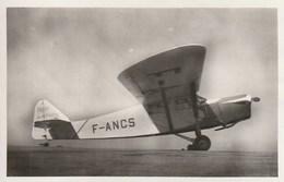 Istres-Aviation -  Avion De Tourisme Caudron Phalène - 1919-1938: Between Wars