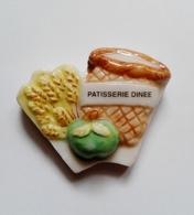 Fève Perso Publicitaire Boulangerie Dinée Hagondange Moselle - Geluksbrengers