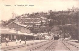 Esneux :Le Tunnel Et Surtout Intérieur De La Gare - Esneux