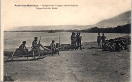 OCEANIE - VANATU - NOUVELLES HEBRIDES - Indigènes De Tangoa - Vanuatu