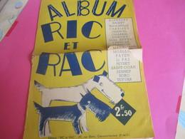 Grand Hebdo Pour Tous/RIC Et RAC/Grand Album/Dessins Humoristiques/Carrizet-Dubout-Effel-etc/Vers 1935-40          BD153 - Magazines Et Périodiques