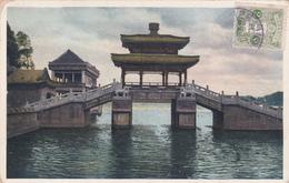 CPA Chine -  Peking - Bridge Of Summer Palace - Chine