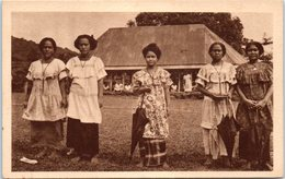 OCEANIE - Iles SAMOA - Jeunes Elèves Des Soeurs D'Apia - Samoa