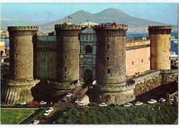 NAPOLI - CASTEL NUOVO - CARTOLINA TRIPLA  (NA) - Napoli