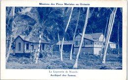 OCEANIE - Iles SAMOA - La Léproserie De Nuutele - Samoa