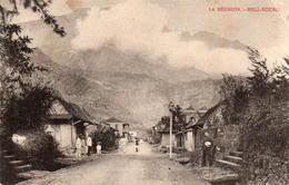 CPA La Réunion Saint Denis Hell-Bourg - Reunion