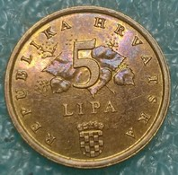 Croatia 5 Lipa, 1996 -4536 - Croatia