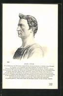AK Jules César, Portrait Des Römischen Kaisers - Antike
