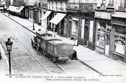 DOUAI  Train Sanitaire Allemand - Douai
