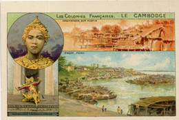 CAMBODGE(CHROMO) - Kambodscha