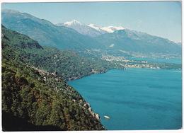 Ronco - Porto Ronco, Lago Maggiore, Ascona, Locarno, Pizzo Vogorno  - (TI) - TI Ticino