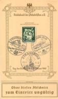 DEUTSCHE REICH STRASSBURG 12/01/1941 - Germany