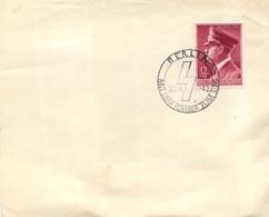 DEUTSCHES  REICH  ENVELOPPE  TIMBREE 20/04/1942 - Germany