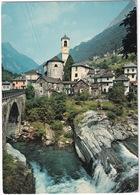 Lavertezzo - (Valle Verzasca)  - (TI) - TI Ticino
