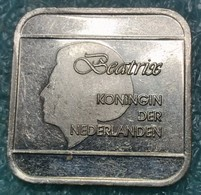 Aruba 5 Florin, 1999 -4541 - Monete