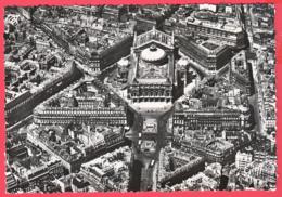 CPSM- PARIS Vu Du Ciel - L' OPÉRA - Ed. GREFF 79 -SUP *2 SCANS/8220 - Notre Dame De Paris