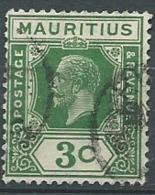 Maurice   - Yvert N°  186 Oblitéré  -  Bce 18808 - Mauritius (...-1967)