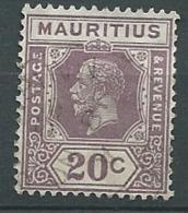 Maurice   - Yvert N°  192 Oblitéré  -  Bce 18811 - Mauritius (...-1967)
