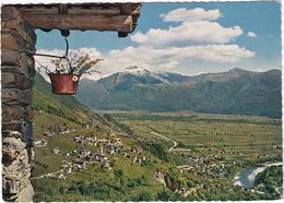 Vista Da Contra Su Gordemo E Piano Di Magadino  - (TI) - TI Ticino