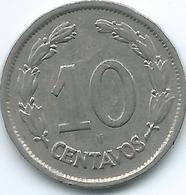 Ecuador - 10 Centavos - 1927 - KM76 - Ecuador
