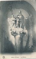 CPA - Belgique - St Roch - La Statue - Ferrieres