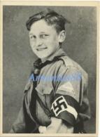 NSDAP - Hitlerjugend - Membre Des Jeunesses Hitlériennes - HJ-Gebietsdreieck Landjahr - Guerre, Militaire