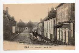 - CPA COURTENAY (45) - Rue Des Ponts - N° 1151 - - Courtenay