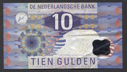 NETHERLANDS 10 GULDEN 1997  - See The 2 Scans For Condition.(Originalscan ) - [2] 1815-… : Koninkrijk Der Verenigde Nederlanden
