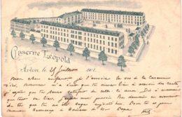 Arlon   Caserne Léopold - Aarlen