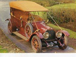 Rochet Schneider 25hp Torpedo 7 Passenger   -  1913  -  Carte Postale - Passenger Cars