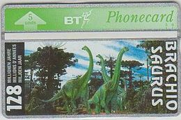 UK Bto 64 Dinosaur Series (7) Brachiosaurus - 310K - Ver. Königreich