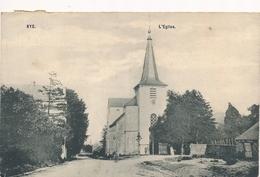 CPA - Belgique - Aye - L'Eglise - Marche-en-Famenne