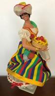 Poupée Folklorique Ancienne Espagne De Marque MARIN - Dolls