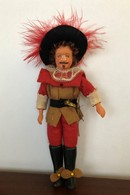 Poupée Folklorique Ancienne Mousquetaire - Dolls